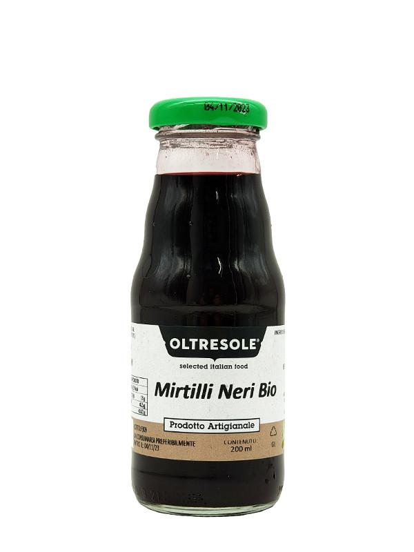 SUCCO DI MIRTILLO BIO 200 ml