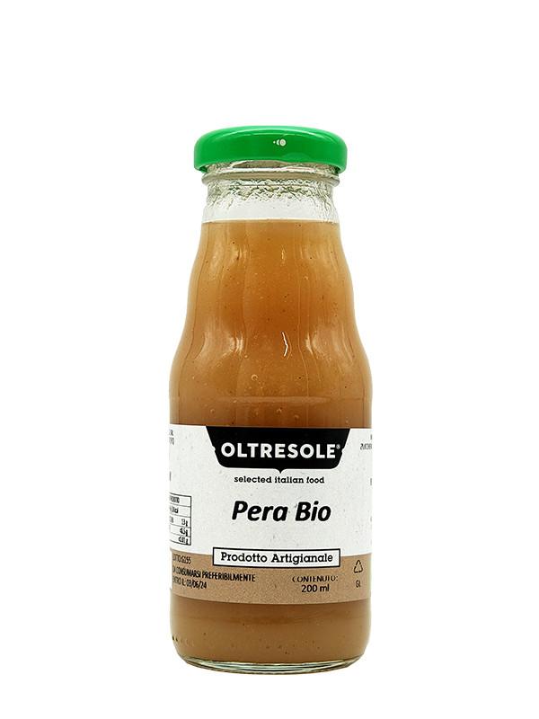 SUCCO DI PERA BIO 200 ml