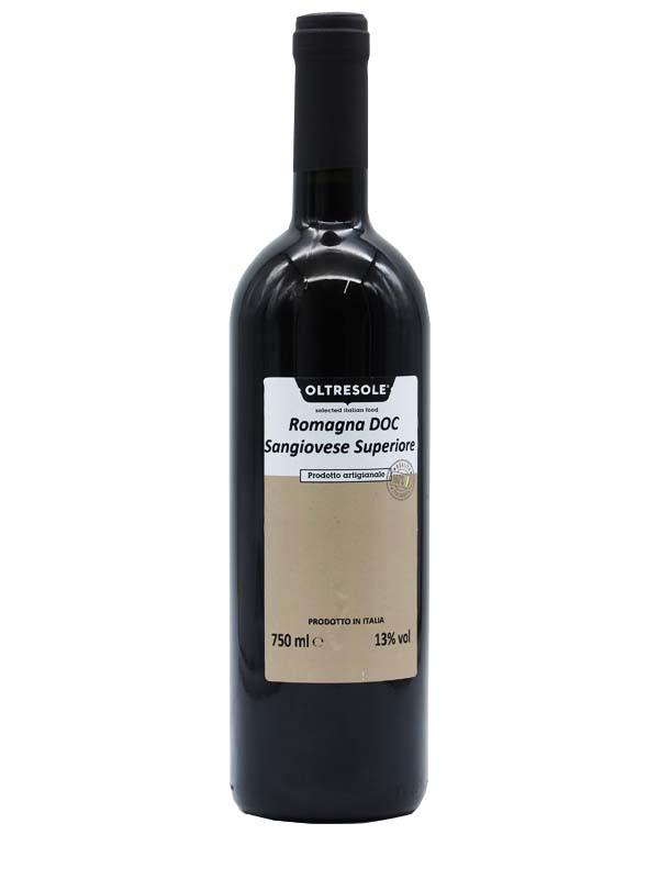 VINO ROMAGNA DOC SANGIOVESE SUPERIORE 750 ml