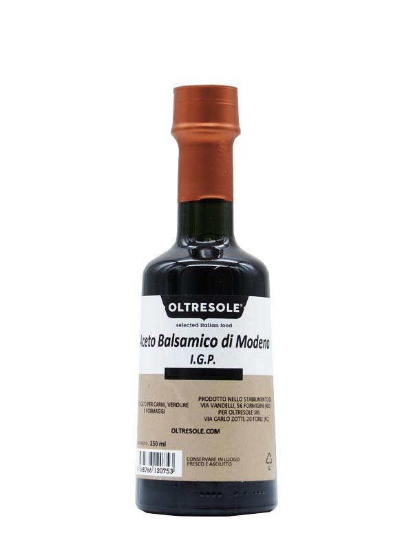 ACETO BALSAMICO IGP 250 ml