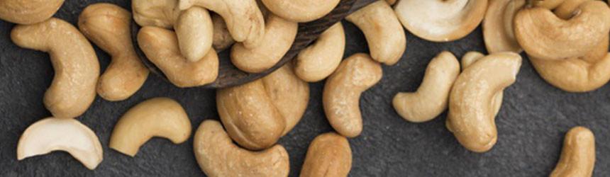 Frutta secca: gli anacardi e le loro caratteristiche