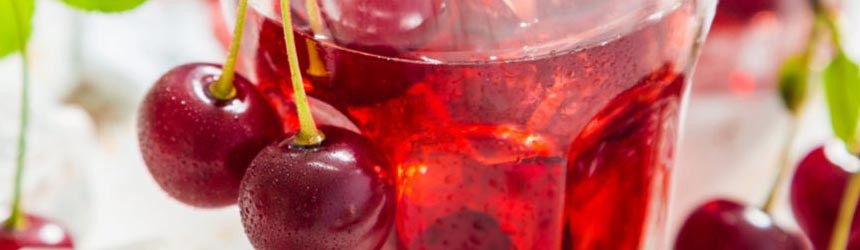 Una bontà che fa bene: Succo alla ciliegia