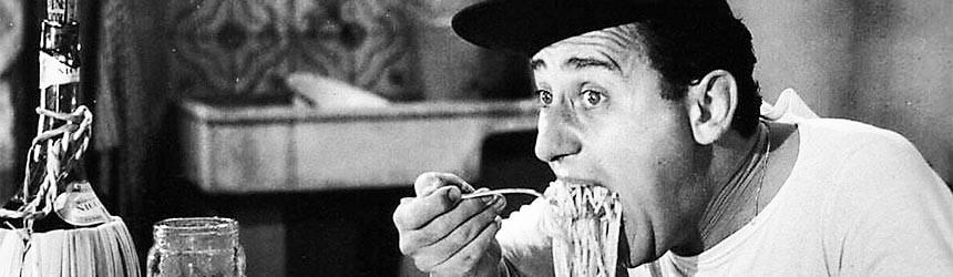 Quando il cibo diventa... Cinema: Alberto Sordi