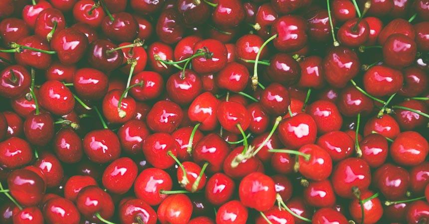 Ciliegie e succo di ciliegia: elisir per gli sportivi