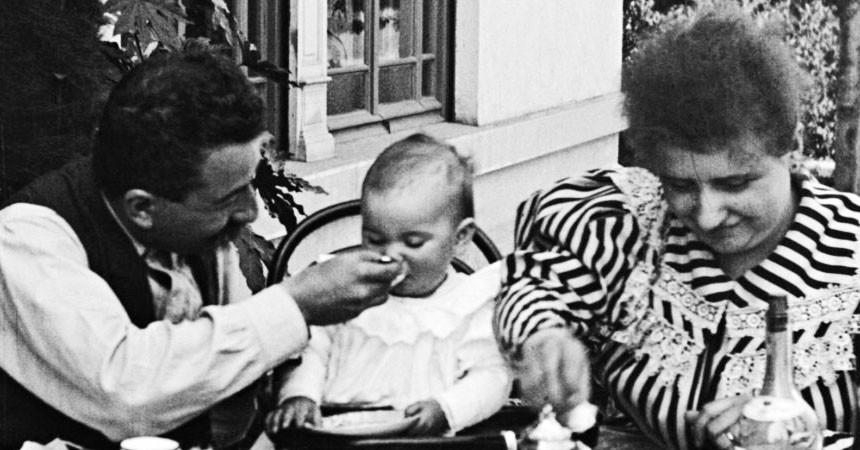 Quando il cibo diventa... Cinema: I fratelli Lumière