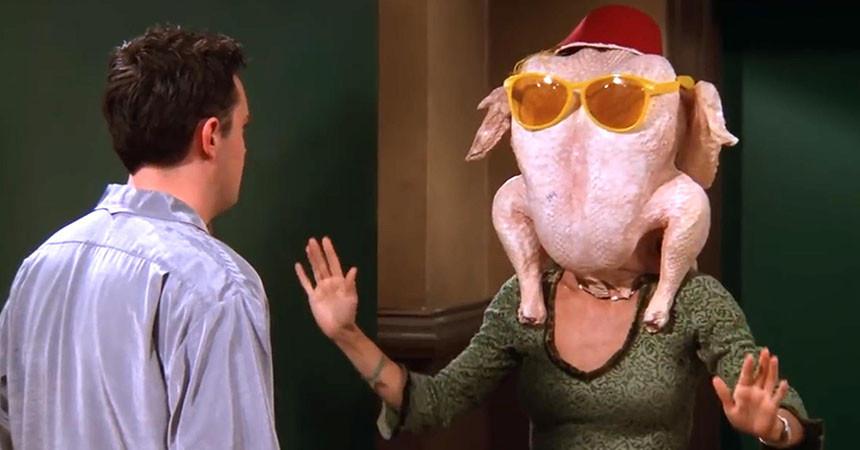 Quando il cibo diventa… serie tv: Friends