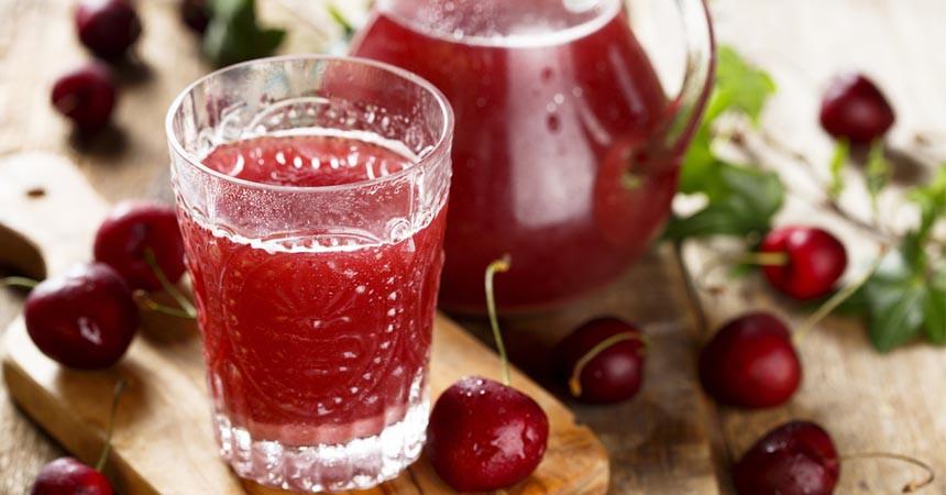 Succo di ciliegia: una bontà che fa bene alla salute